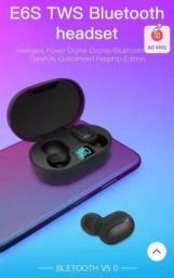 Fone bluetooth ES6 TWS (IMPORTADO)