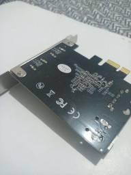 Placa Firewire Texas Instruments.