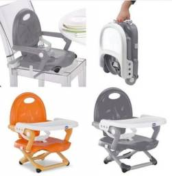 Cadeira portátil de alimentação