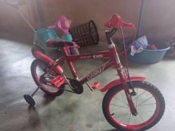 Vendo bicicleta nova *