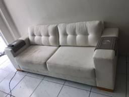 Vendo sofá com 2  meses de uso