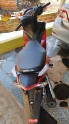 Honda Biz zerada 1600km