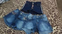 Vende-se 3 shorts infantil