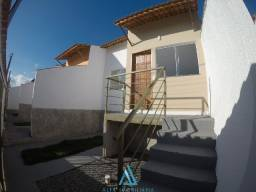 SC- Casa Linear Com 2 Quartos No Centro Da Serra