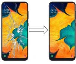 Vidro da Tela para Samsung A30s A307 , Mantenha a Originalidade do seu Estimado Celular!