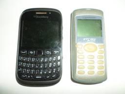 BlackBerry e Gradiente para colecionadores