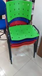 Título do anúncio: Cadeira Fixa em Polipropileno