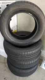 Pneus 215/60 R16 95v Jogo com 04 iguais Bridgestone Ecopia !!! Novos !!!
