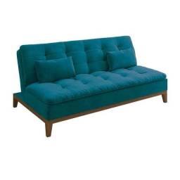 Sofá cama casal (usado) 599,00