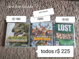 Jogos colecionador ps3