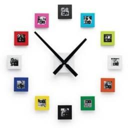 Relógio Porta Retrato