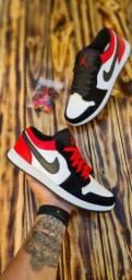 Nike Jordan cano baixo