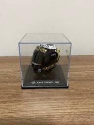 Capacete Miniatura moto GP
