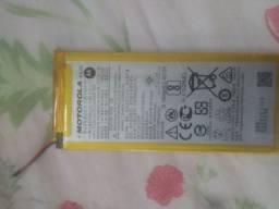 Vendo bateria nova do Motorola g5