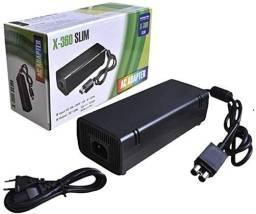 Fonte Xbox Slim 360 2 pinos