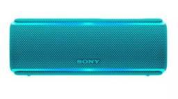 Título do anúncio: Caixa de som SONY azul XB21