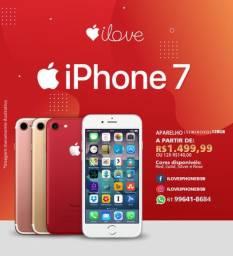 iPhone 7 128gb semi novo Super conservado garantia de 30?dias