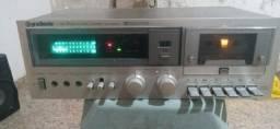 Tape Deck Gradiente Cd 4000 Funcionando