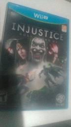 Injustice: Gods Among Us Wii U Mídia Física Original