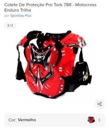 Kit se Motocross Vermelho Pro Tork