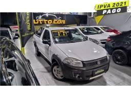 Título do anúncio: Fiat Strada 2017 1.4 mpi hard working ce 8v flex 2p manual