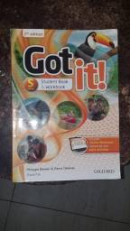 Livro de Inglês  Go it!