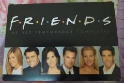 Box de Friends - As DEZ temporadas completas.