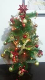 Vendo pinheirinho de Natal Completo