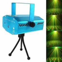 Mini Projetor Holográfico Laser Pontinhos
