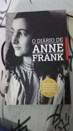 Livro Diário de Anne Frank