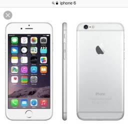 IPhone 6 16GB TrêsLagoasMS trincado