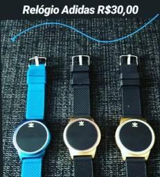 Relógios de todas as cores
