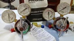 Reguladores de pressão.White Martins (novos)