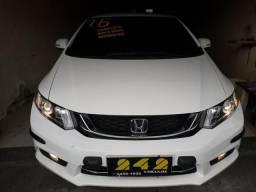 Honda civic 2016 lxr / único dono com apenas 32.000km - 2016