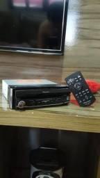 Dvd retrátil paionner avh4880bt