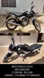 Moto Titan CG 150 KS - 2008