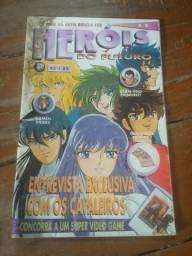 Revistas Herói Gold