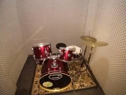 Aula de Bateria e Percussão