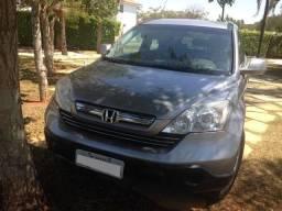 Honda Cr-v LX 08/08 Automático completo + couro