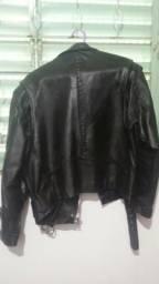 Jaqueta de couro Ramones