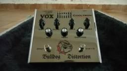Pedal Vox Bul Dog Distortion (valvulado) com caixa e tegs compro nos Estados Unidos