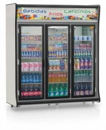 Expositor de Bebidas 3 Portas (Promoção)