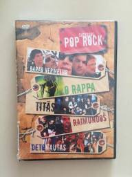 DVD Sucessos Pop Rock ( Original Lacrado )