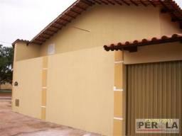 Casa geminada com 1 quarto - Bairro Vila Jardim São Judas Tadeu em Goiânia
