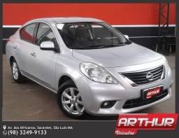 Nissan Versa SL 1.6 2013 R$ 31.000,00 Arthur Veiculos - 2013