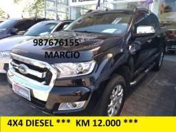 Ranger 3.2 Limited Diesel Km 12.000 - 2018