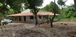 Chácara de 3.875 m2 com ampla casa constrída no Miritiua