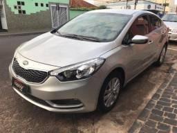 Kia Cerato Aut 1.6 Flex Muito Novo Impecável Extra!!!!