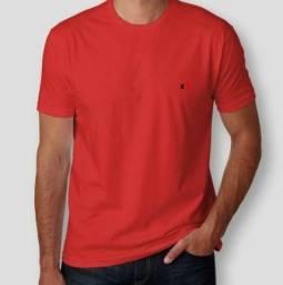 faec97cfc9 Camiseta Basica Kaderudo- Vermelha