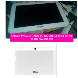 Tablet philco 10.1 polegadas 1 garantia